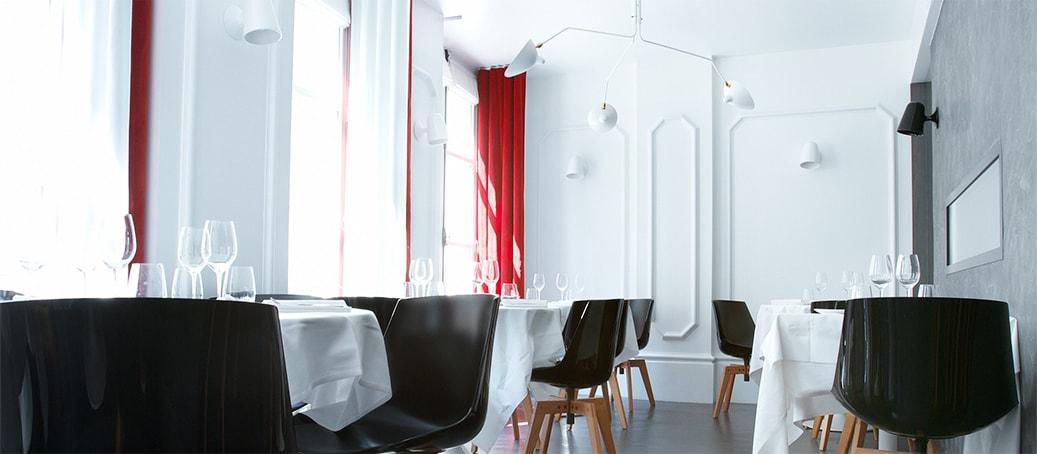 le restaurant garance. Black Bedroom Furniture Sets. Home Design Ideas